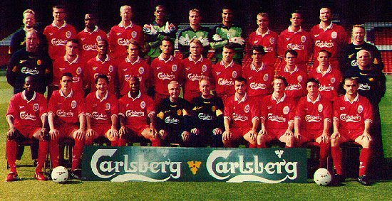 1997-1998 team