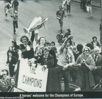 European Cup champions 1978